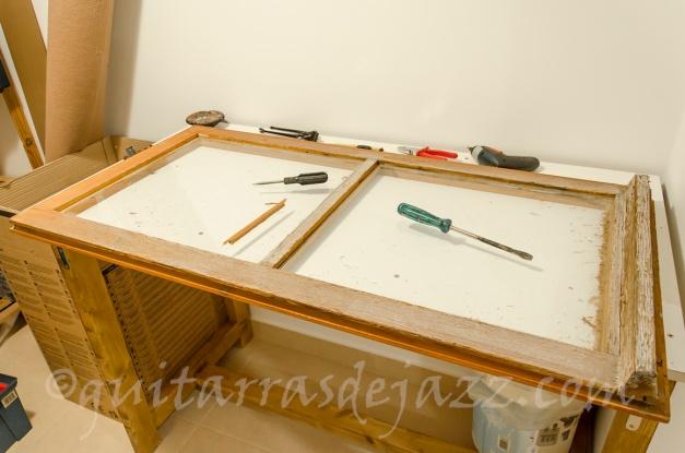 1.- Restauración ventanas
