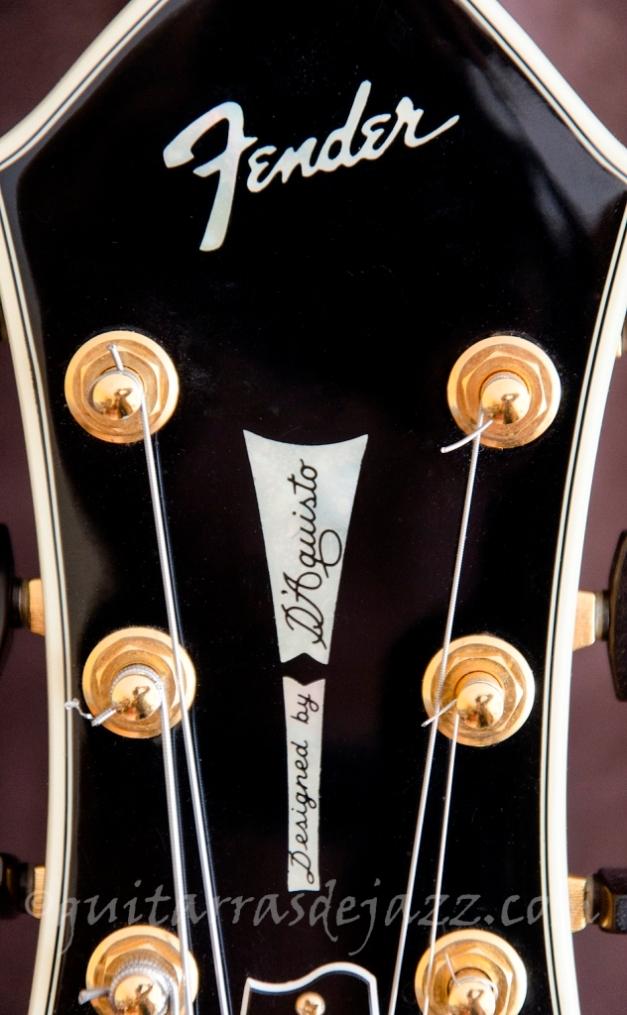 10.-Fender D'Aquisto