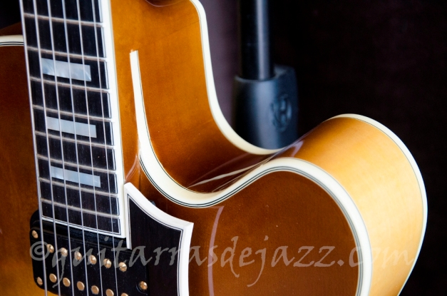 8.- Fender D'Aquisto